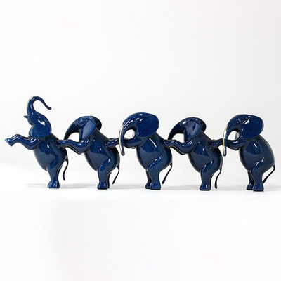 "Loet Vanderveen - ELEPHANTS, STANDING LG (373) - BRONZE - 20 X 7 - Free Shipping Anywhere In The USA! <br> <br>These sculptures are bronze limited editions <br> <br><a href=""/[sculpture]/[available]-[patina]-[swatches]/"">More than 30 patinas are available</a>. Available patinas are indicated as IN STOCK. All others must be ordered. Please call the galleries with special order details if not in stock."