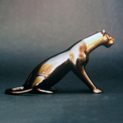 "Loet Vanderveen - LIONESS, SEATED (436) - BRONZE - 8 X 4.5 - Free Shipping Anywhere In The USA! <br> <br>These sculptures are bronze limited editions <br> <br><a href=""/[sculpture]/[available]-[patina]-[swatches]/"">More than 30 patinas are available</a>. Available patinas are indicated as IN STOCK. All others must be ordered. Please call the galleries with special order details if not in stock."