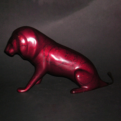 "Loet Vanderveen - LION, PROUD (466) - BRONZE - 9 X 5.5 X 5 - Free Shipping Anywhere In The USA! <br> <br>These sculptures are bronze limited editions <br> <br><a href=""/[sculpture]/[available]-[patina]-[swatches]/"">More than 30 patinas are available</a>. Available patinas are indicated as IN STOCK. All others must be ordered. Please call the galleries with special order details if not in stock."
