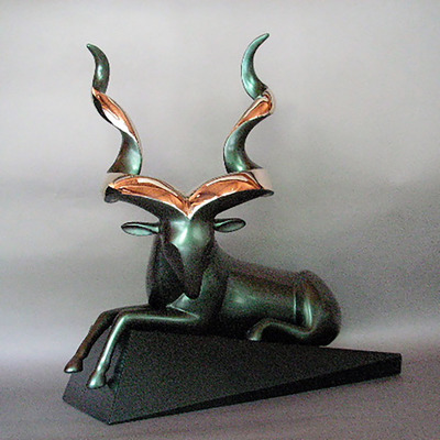 "Loet Vanderveen - MARKHOR ON BASE (510) - BRONZE - 22 X 12 X 21.5 - Free Shipping Anywhere In The USA! <br> <br>These sculptures are bronze limited editions <br> <br><a href=""/[sculpture]/[available]-[patina]-[swatches]/"">More than 30 patinas are available</a>. Available patinas are indicated as IN STOCK. All others must be ordered. Please call the galleries with special order details if not in stock."