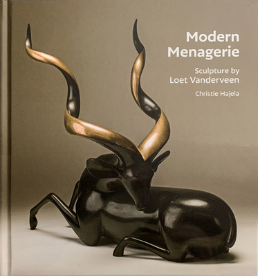 "Loet Vanderveen - MODERN MENAGERIE - BOOK - Free Shipping Anywhere In The USA! <br> <br>These sculptures are bronze limited editions <br> <br><a href=""/[sculpture]/[available]-[patina]-[swatches]/"">More than 30 patinas are available</a>. Available patinas are indicated as IN STOCK. All others must be ordered. Please call the galleries with special order details if not in stock."